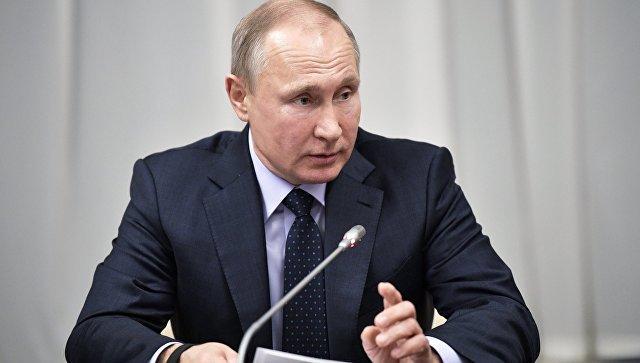 Путин подписал закон о пенсиях