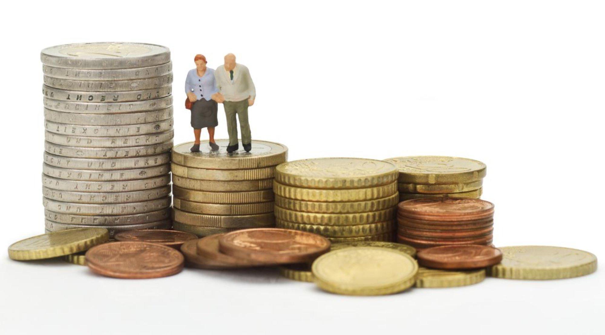 пенсии в Москве для неработающих