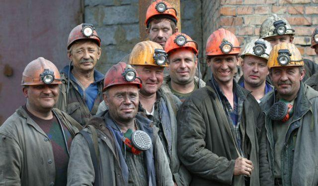 размер пенсии шахтера