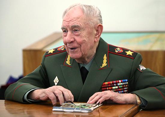 Пенсия генерала в России: сумма