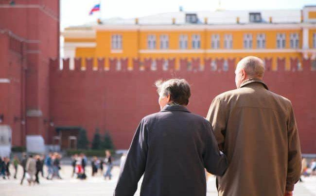 средняя пенсия в Москве в 2019 году