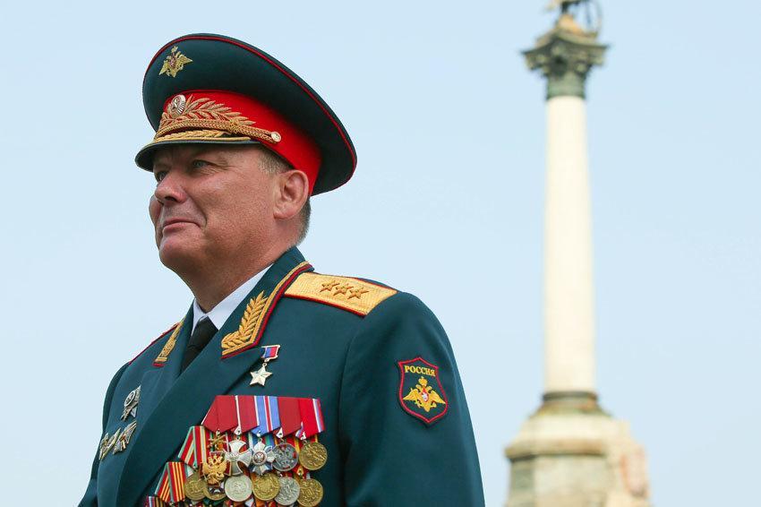 Генеральская пенсия в России: размер