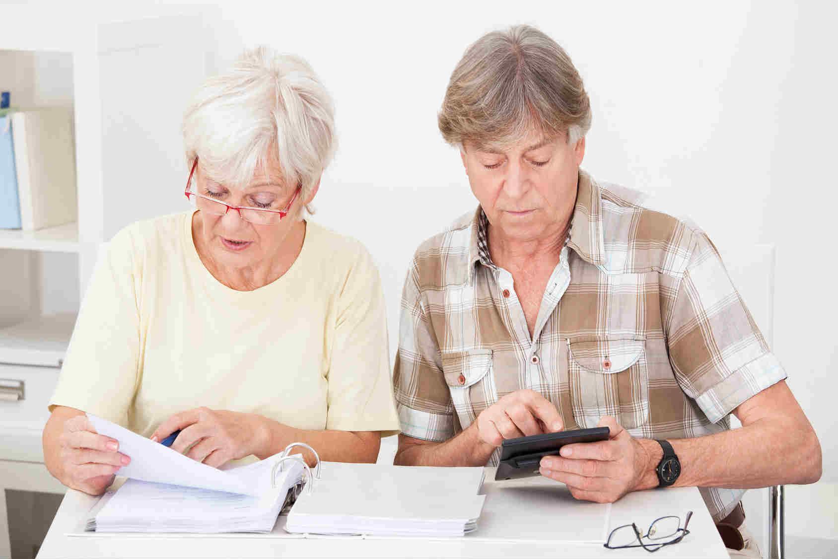 Расчет накопительной части пенсии: правила и суммы