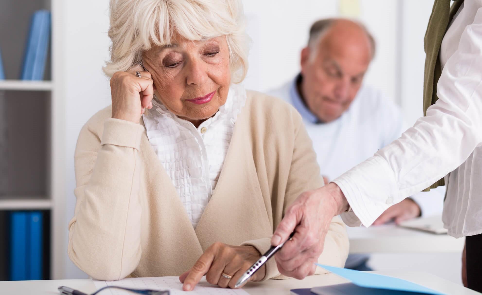Перерасчет пенсии: порядок
