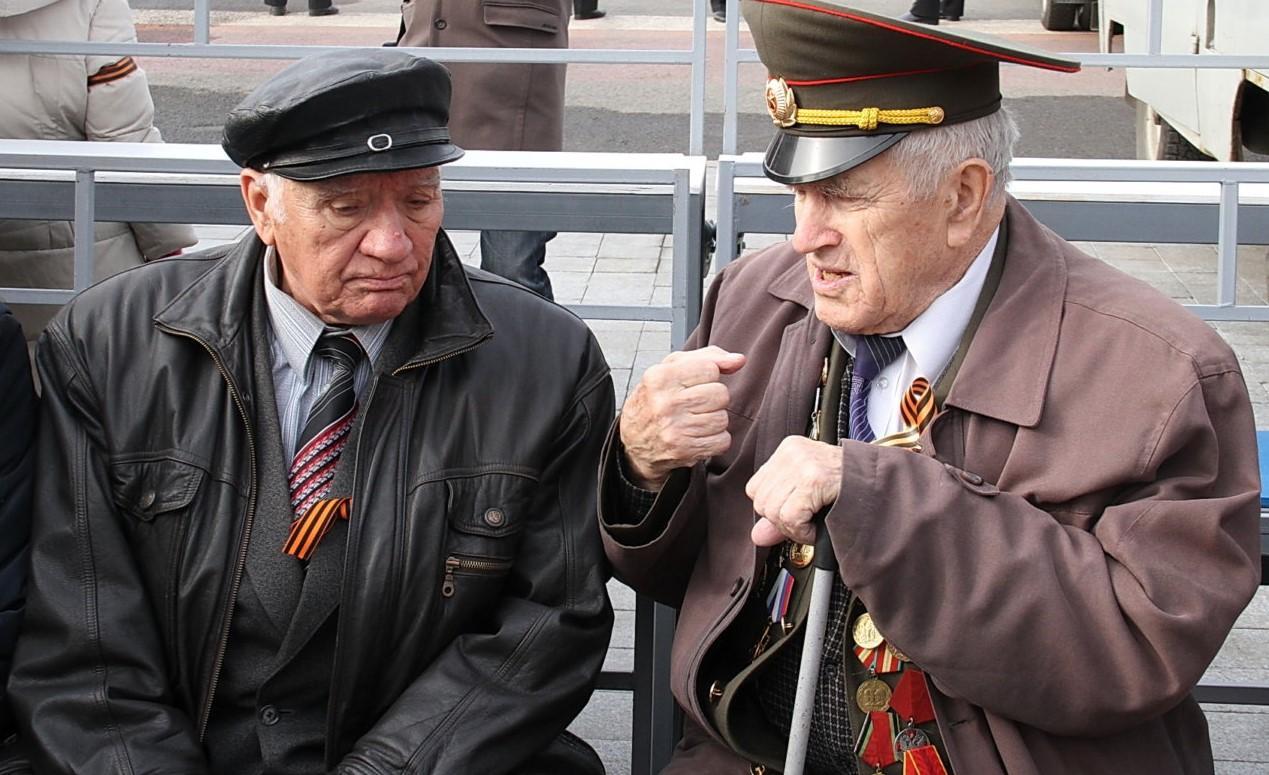 Ветераны труда выплаты пенсионерам: величина