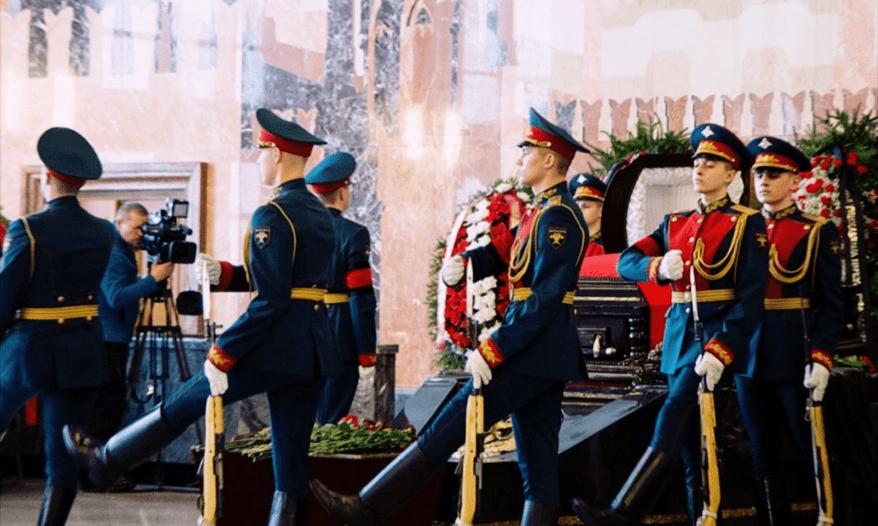 Порядок похорон военного пенсионера